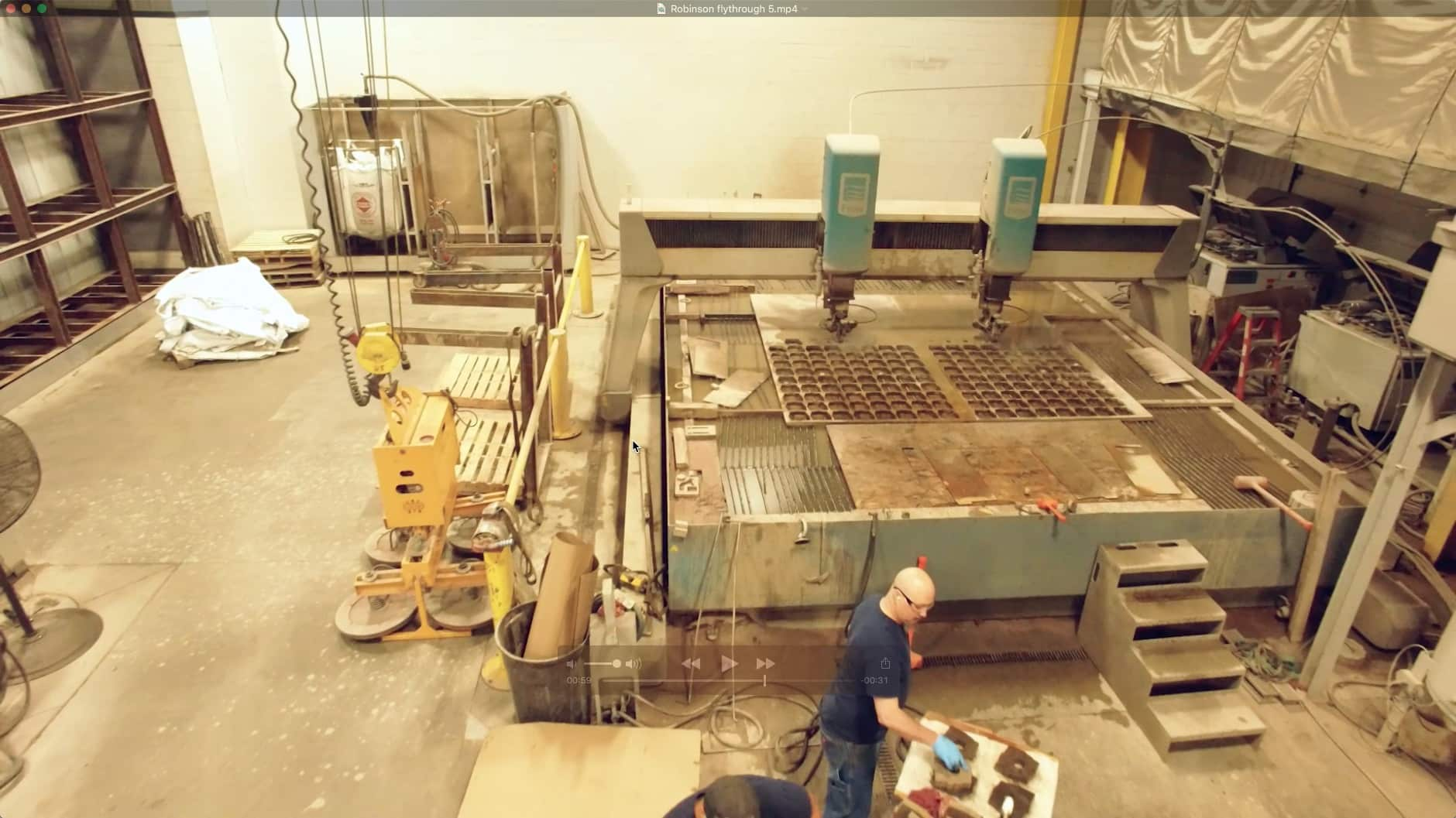 Robinson Metal, Inc. Uses Water Jet Cutting for Enhanced Product Quality