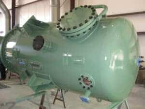 Robinson Metal, Inc. Specializes in Custom Pressure Vessels Turnkey Packages