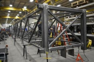 Robinson Metal Leads in Structural Fabrication in Wisconsin