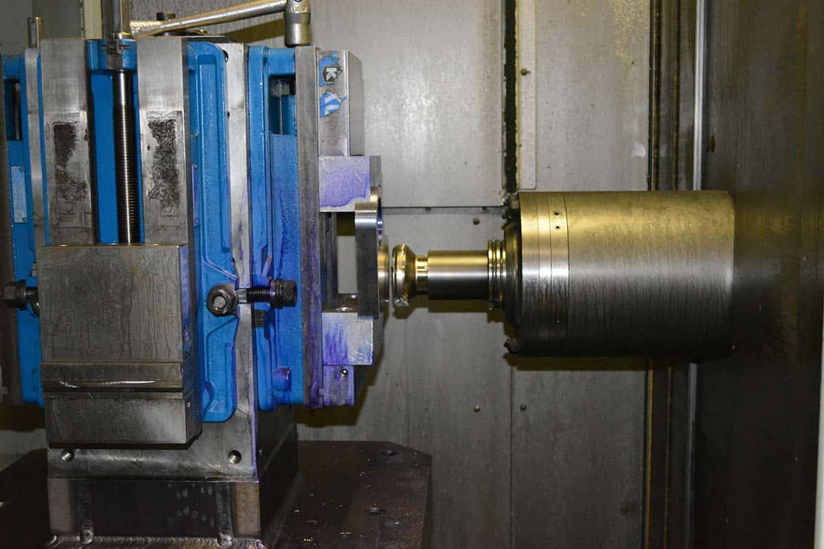 Precision Machining is Robinson Fabrication and Machine's Calling Card