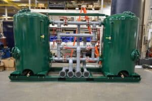 Modular Skid Fabrication Leads to Fast Installation