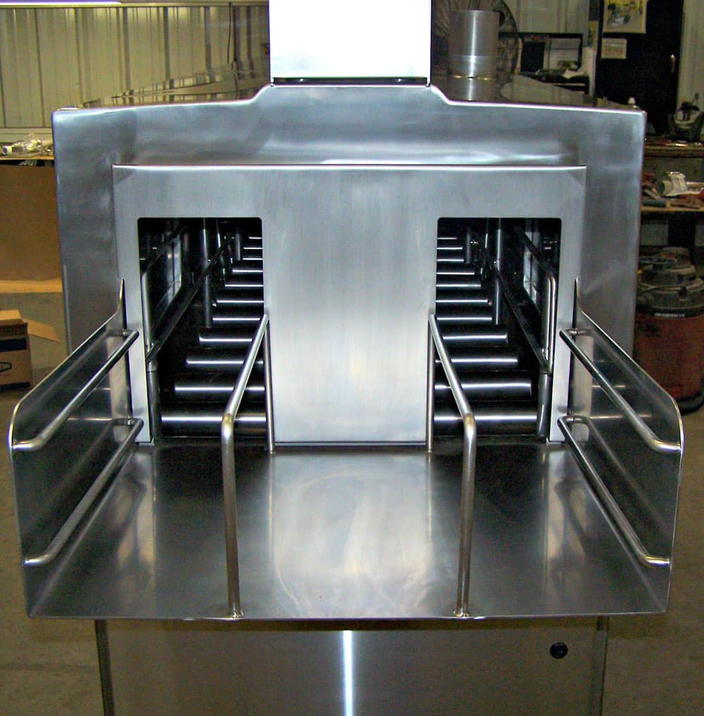 Stainless Steel Fits the Bill for Food Grade Metal Fabrication