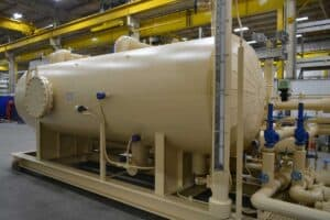 Safety Is at the Heart of ASME Pressure Vessel Construction