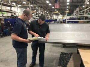 Structural Fabrication Success Depends on Expert Project Managers