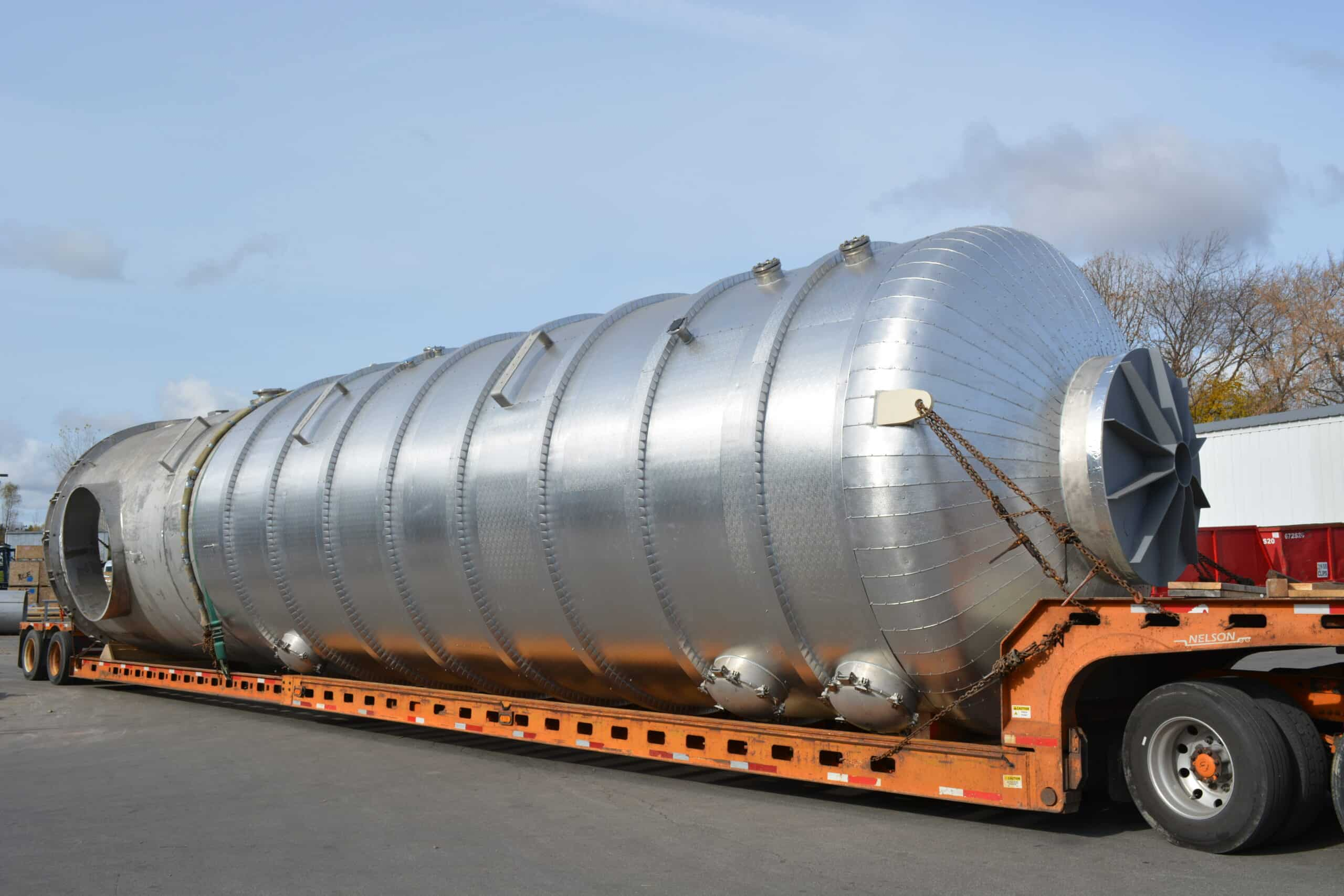 ASME pressure vessel manufacturing ensures safety and quality