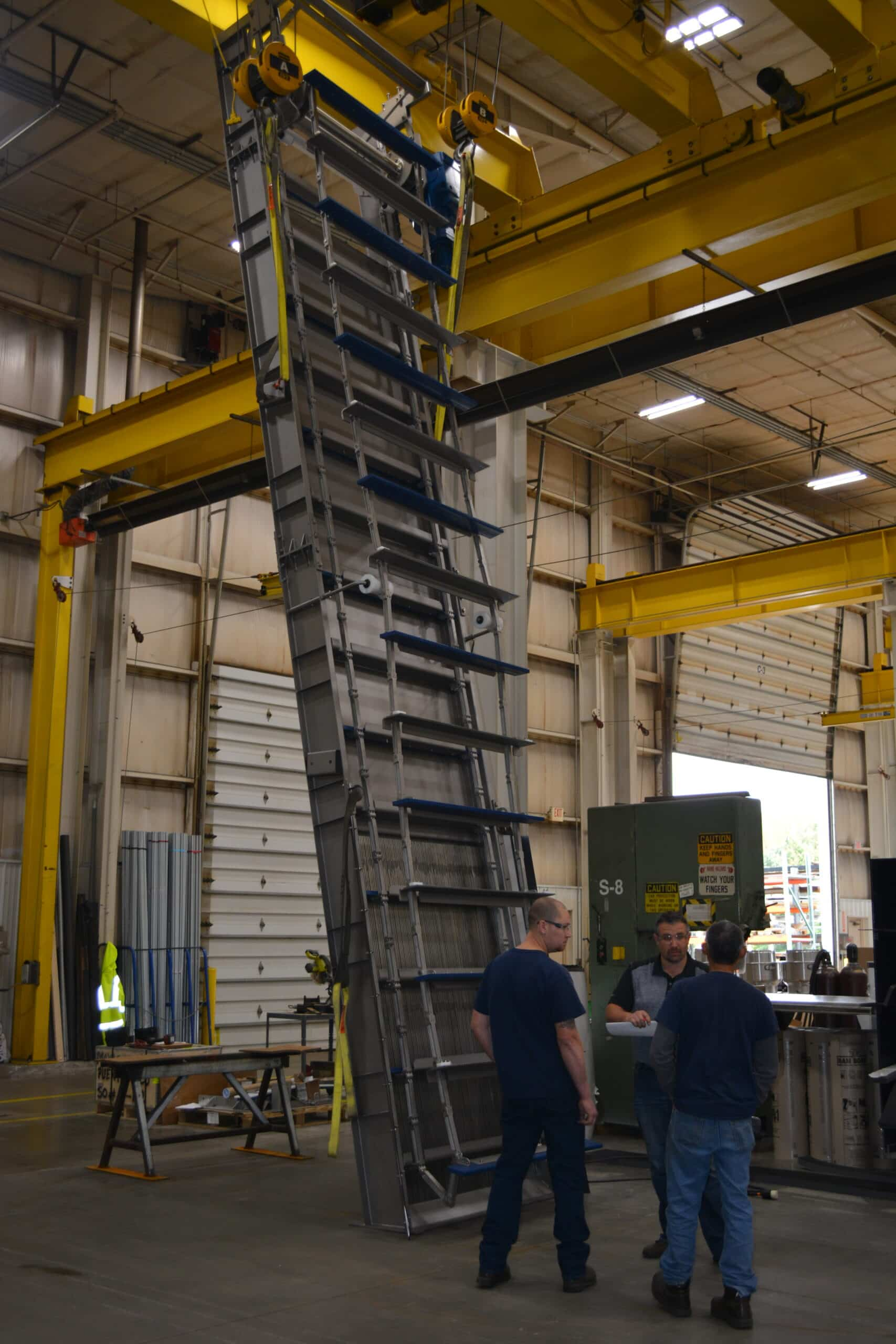 Fabrication jobs in Green Bay are available at Robinson Metal, Inc.