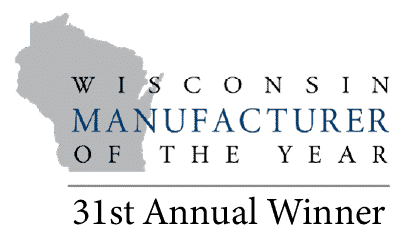 Wisconsin Manufacturer of the Year 31st Annual Winner