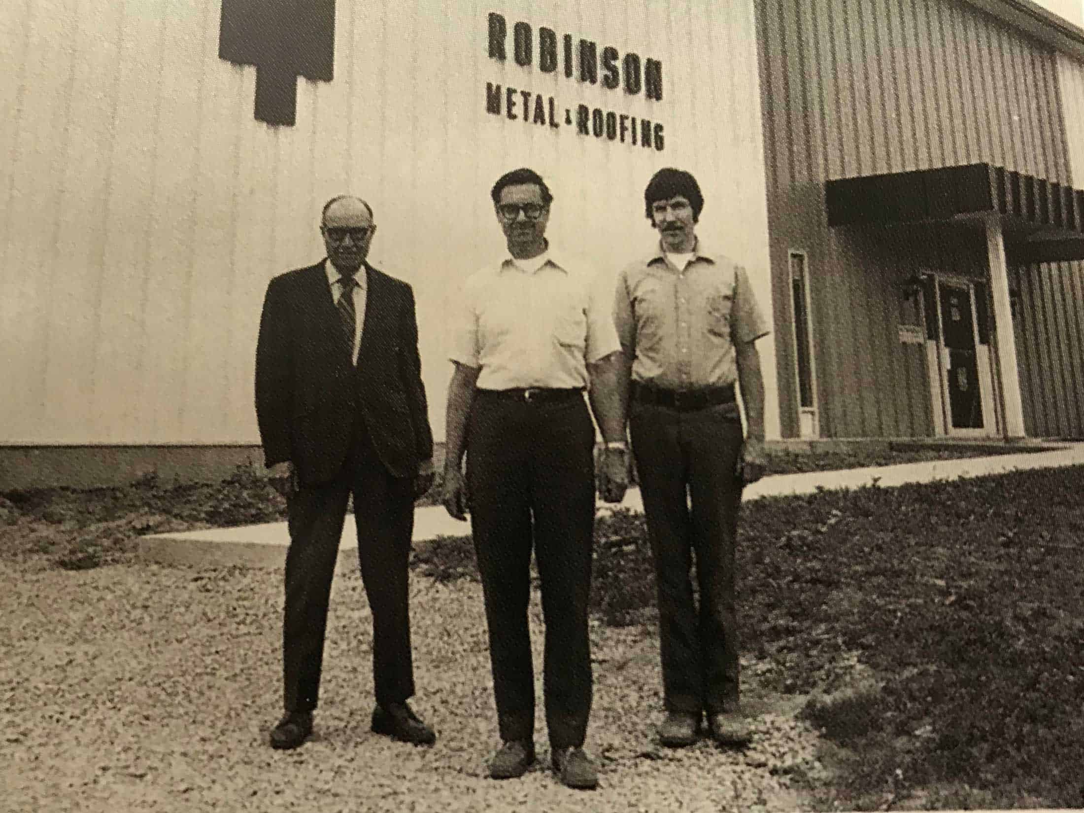 Robinson Metal and Roofing
