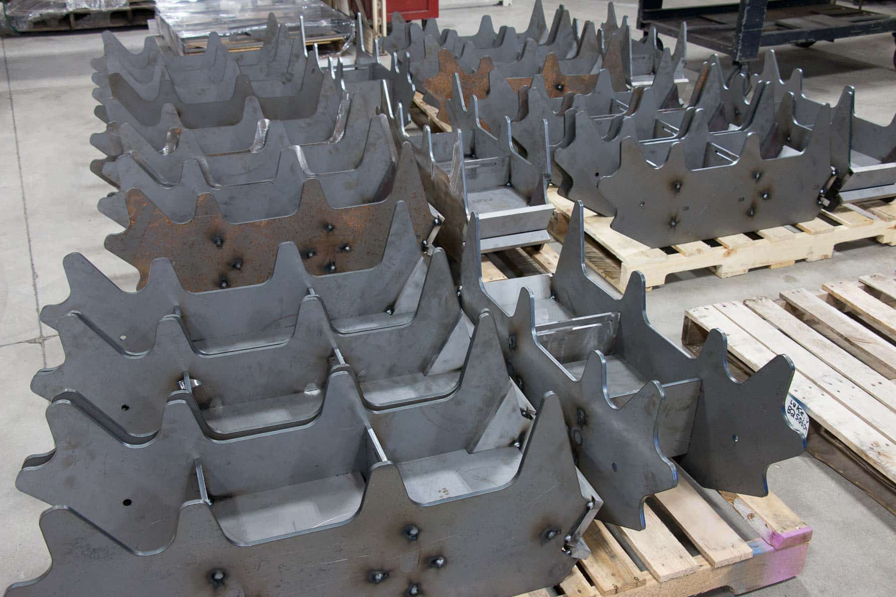 Custom weldments produce superior agriculture and mining components