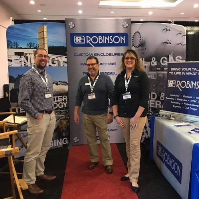 Robinson Careers Booth
