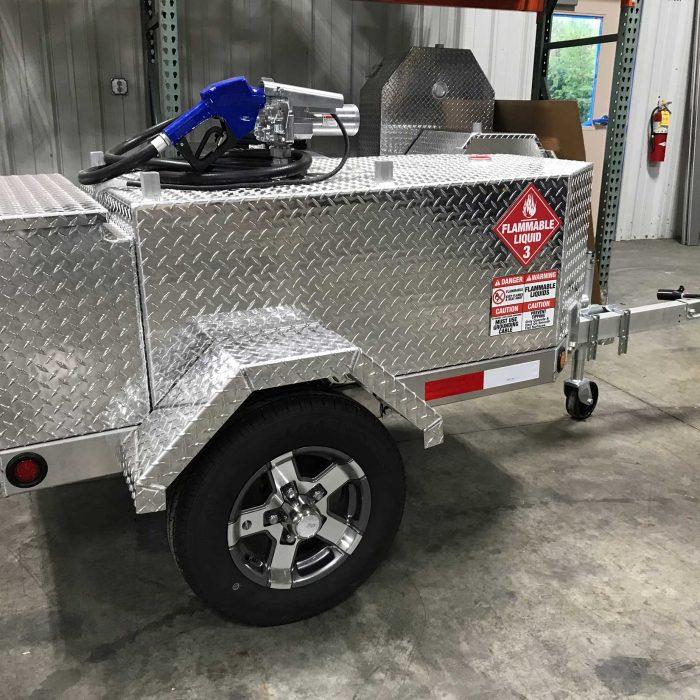 Gas Trailer 110 Contractor Deluxe